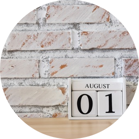About August Calendar